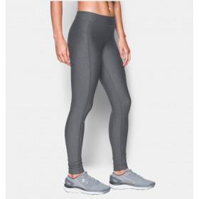 Leggings Femme Under Armour HeatGear - Gris