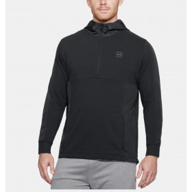 Sweatshirt Under Armour Threadborne™ Terry - Noir