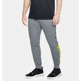 Pantalon de jogging Under Armour Threadborne™ Terry - Gris
