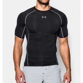 T-shirt Compression Under Armour HeatGear® Armour - Noir