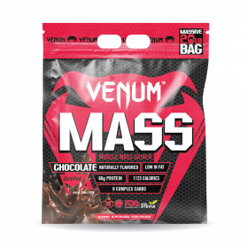 Venum Mass Gainer - 20lb-Chocolate