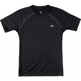 T-shirt de compression RVCA - Manches Courtes