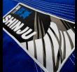 Kimono JJB Hayabusa Shinju 3 Pearl Weave - Bleu