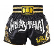 Top King  Short Muay Thai - Black