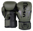 Venum Elite Boxing Gloves - Kaki/Black