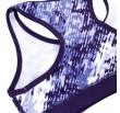 Venum Neo Camo Sport Bra - Dark Purple