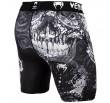 Venum Santa Muerte 3.0 Compression Shorts - Black/White