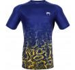 Venum Tropical T-shirt Dry Tech - Blue/Yellow