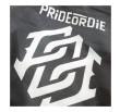 Fightshort Pride or Die Dark Matter - Noir/Gris