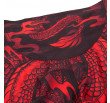 Venum Dragon's Flight Fightshorts - Black/Red