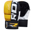 Gants de MMA Sparring RDX Sports T6 - Jaune