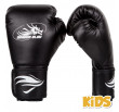 Gants de boxe pour enfants Dragon Bleu - Noir