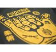 T-shirt Pride or Die Hang Loose - Gris