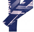 Venum Rapid Leggings - Navy Blue/Coral