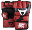 Ringhorns Charger MMA Gloves - Red