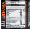 Venum Shred Nutritional Supplement - 30 servings - Blue Raspberry