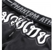 Short Muay Thai Phantom Athletics Revolution - Noir/Gris