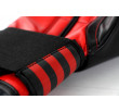 Boxing gloves Power 100 Adidas - Black/Red