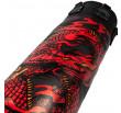Venum Dragon's Flight Heavy Bag - Black/Red - Filled - 170cm