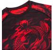 Venum Dragon's Flight Rashguard - Short Sleeves - Black/Red