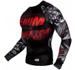 Venum Koi 2.0 Rashguard - Long Sleeves - Black/White
