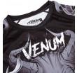 Venum Minotaurus Rashguard - Long Sleeves - Black/White