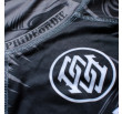 Rashguard Pride or Die Stand Strong - Manches courtes - Noir