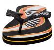 Venum Cutback Sandals - Black/Yellow