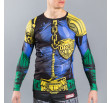 Scramble x Judge Dredd 'The law' Rashguard