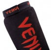 Venum Kontact Shinguards - Without Foot - Black/Red
