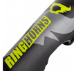 Ringhorns Charger Shinguards - Black/Neo Yellow
