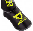 Ringhorns Charger Shinguards Insteps - Black/Neo Yellow