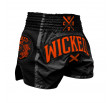 Short de Muay Thai Wicked One Cross - Noir