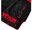 Venum Giant Muay Thai Shorts - Black/Red
