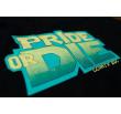 """Pride or Die T-shirt  """"comix"""" - Black"""