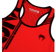 Venum Power Tank Top - Black/Red - For Women