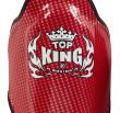 Protège-tibias Super Star rouge - Top King
