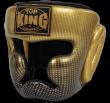 Top King Boxing helmet  Super Star