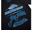 T-shirt Jiu Jitsu Dragon Bleu- Black