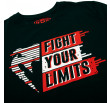 Venum Fight your Limits T-Shirt - Black