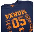 Venum Origins T-Shirt - Blue Heather Grey