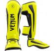 Venum Elite Standup Shinguards - Yellow