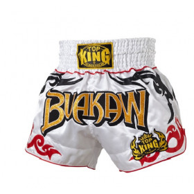 Top King Short Muay Thai Buakaw